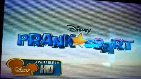 Disney's Prank Stars theme