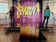 Rockstars and supermodels sing and strut