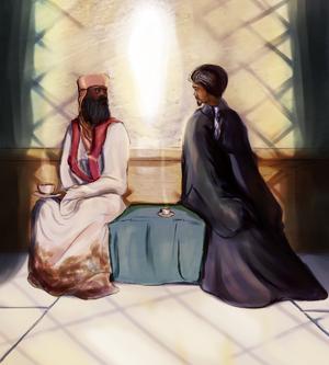 Yaqob and the Axumite.