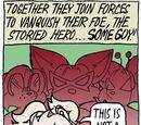 The Supervillain Union - EVIL!