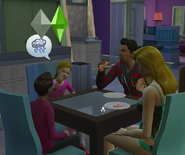 Family din