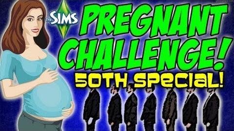 Sims 3 Pregnant Challenge - 50TH SPECIAL Recap!-0