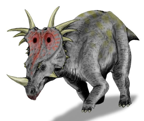 File:Styracosaurus BW.jpg