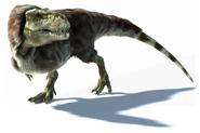 New tyrannosaurus mark v rig demonstration by sketchy raptor-d7l1pfb