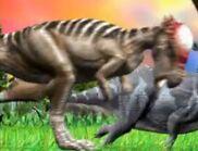 Wild Pachycephalosaurus 1-1-