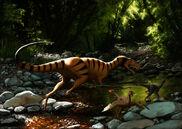 Raptorex i protarachaeopteryx-1