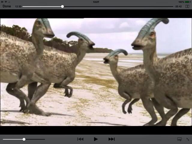 File:Four Parasaurolophus.jpg
