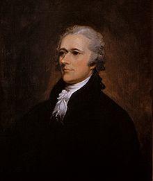 220px-Alexander Hamilton portrait by John Trumbull 1806