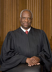 220px-Clarence Thomas official SCOTUS portrait