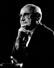 200px-Portrait of Milton Friedman