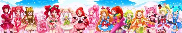 File:Pretty Cure fanseries.jpg