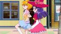 PCAS8 - Mirai and Riko skipping