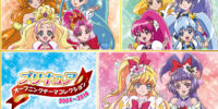 Pretty Cure Opening Theme Collection 2004~2016