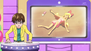 Miyo HCPC14 England Pretty Cure Defeated