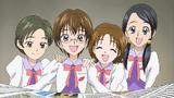 Masuko Mika with her group
