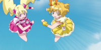 Double Pretty Cure Punch