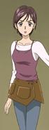 Yumehara Megumi front (YPC507)