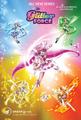 Glitter Force Saban Promotional Poster