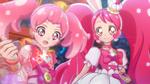PCDS Sakura Whip different shading