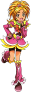 Pretty Cure All Stars DX2 Cure Bloom pose