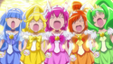 Smile (Glitter Force) Chanting Power