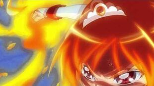 Sunny Fire Burning (Cure Sunny) ~HD