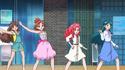 PCAS8 - Go! Princess Cures singing