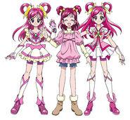 Nozomi Yumehara / Cure Dream