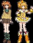 Inori Yamabuki / Cure Pine