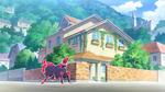 PCDS Sakura Whip hiding from Red Dog