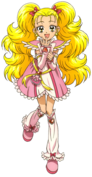 Pretty Cure All Stars DX Shiny Luminous pose