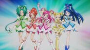 Yes! Pretty Cure Five! GG