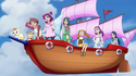 Pretty Cure All Stars Haru no Carnival Yes 5 GOGO Team
