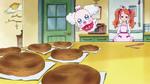 KKPCALM 01 Pekorin gets to eat Ichika's cakes