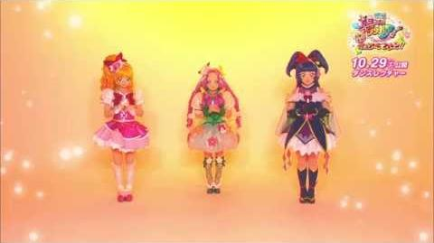 Magic Girls Pretty Cure Opening Theme or Ending Theme-0