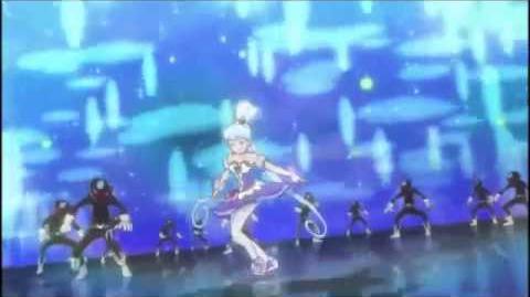 Pretty Cure Arabesque Shower (Sherbet Ballet)