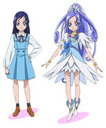 Rikka Hishikawa / Cure Daimond