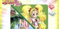 Futari wa Pretty Cure Max Heart Character Mini-Album: Hikari Kujou (Shiny Luminous)