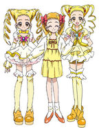 Urara Kasugano / Cure Lemonade