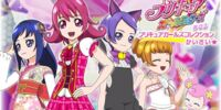 Holding Pretty Cure Girls Collection ★ Card Collection