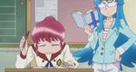 Hime teaching Megumi