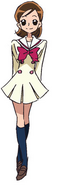 Heartcatch Pretty Cure! - Sakuma Toshiko