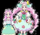 Cure Felice/Ha-chan/Kotoha Hanami