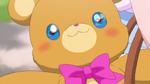 Riko reflected in Mofurun's eyes