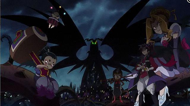 Image Villains Smile Movie Jpg Pretty Cure Wiki Fandom Powered By Wikia