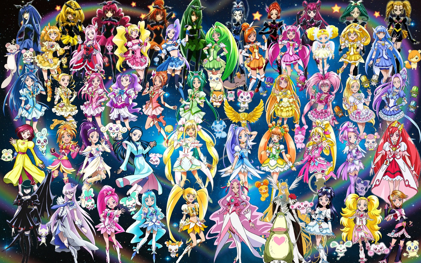 Group of Pretty Cure Wikipedia