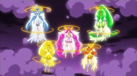 Smile precure ~ fight song