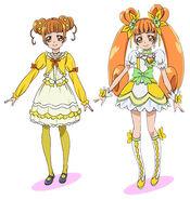 Yotsuba Alice-Cure Rosetta (Official)