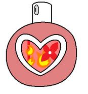 Zinnia Angelic Planet Heart Perfume