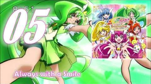 Smile Precure! Vocal Album 1 Track 05
